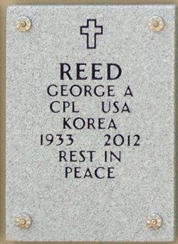 George Arthur Reed