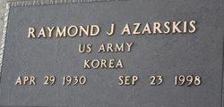 Raymond J Azarskis