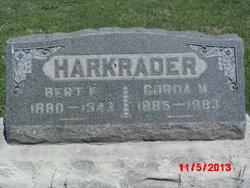Corda May <I>Burkhart</I> Harkrader