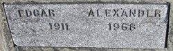 Edgar Alexander