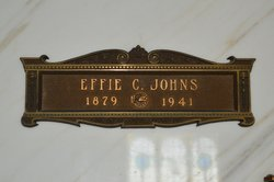 Effie Candace <I>Smith</I> Johns