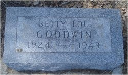 Betty Lou <I>Hamilton</I> Goodwin