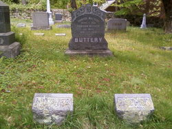 Hannah <I>Bishop</I> Buttery