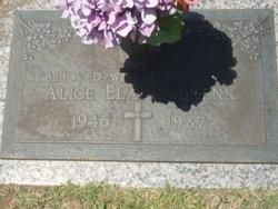 Alice Elaine Brenk