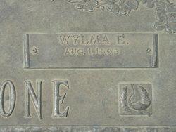 Wylma E Blackstone