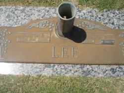 Alta E Lee