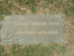 Patrick Warren Ward