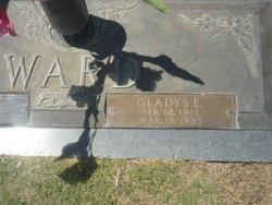 Gladys E Ward