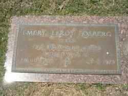 Emery LeRoy Fosberg