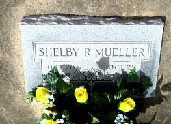 Shelby Robert Mueller