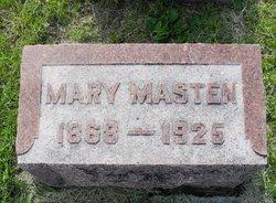 Mary Agnes <I>Elrod</I> Masten