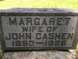 Margaret <I>Mauser</I> Cashen