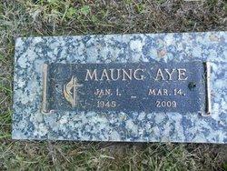 Maung Aye