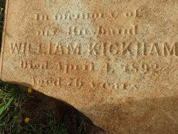 William Kickham