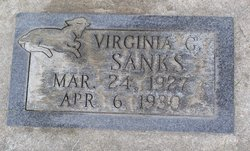 Virginia G Sanks