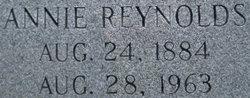 Annie Catherine <I>Reynolds</I> Maness