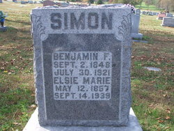 Benjamin Franklin Simon