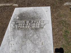 John M. Tyler