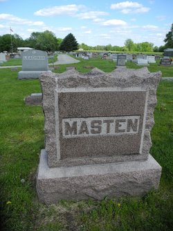 "Mary Ellen ""Ella"" Masten"