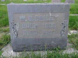 """William Blanks """"Willie"""" Briley"""