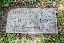 John Roberts Boswell, Sr