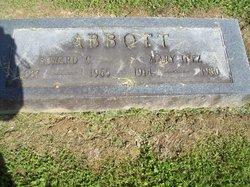 Mary Inez <I>Smith</I> Abbott