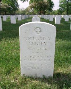 Richard V Gerity