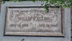 Willis V Allen