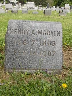 Henry Anthony Marvin
