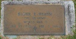 Elder Eugene Heath