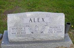"Martha E ""Marty"" <I>Short</I> Alex"