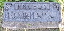 Eugene Rhoads