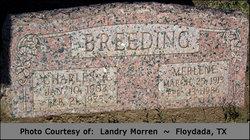 Charles Ancel Breeding, Sr