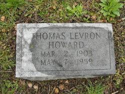 Thomas Levron Howard
