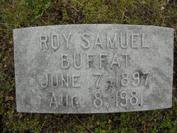 Roy Samuel Buffat