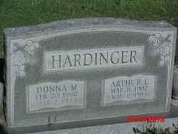 Donna M <I>Speir</I> Hardinger