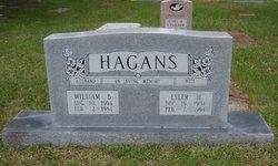 William B Hagans