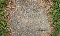 Milton Downing