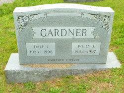 Polly Jane <I>Harmon</I> Gardner
