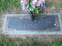 Buerl P. Boyd