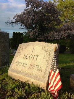 Judith Ann <I>Morris</I> Scott