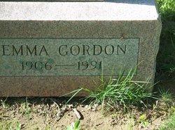 Emma Marie <I>Gordon</I> Camp