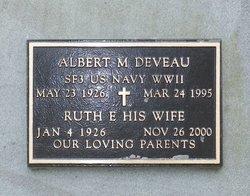 Albert M Deveau