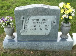 "Martha Eleanor ""Pattie"" <I>Smith</I> Kennedy"