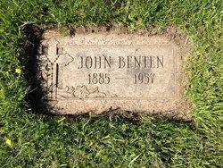 John Henry Benten