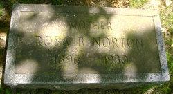 Rosa B. <I>Wesler</I> Norton
