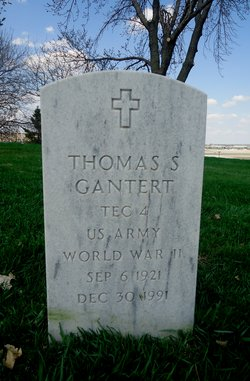 Thomas Stephen Gantert