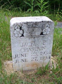 Jack E Chastain