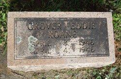 Grover Eddie Roane