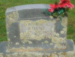 Nannie C Roane